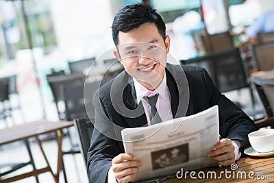 Business reader