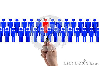Business recruitment