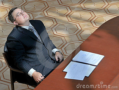 Business a relaxation