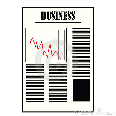 Business section