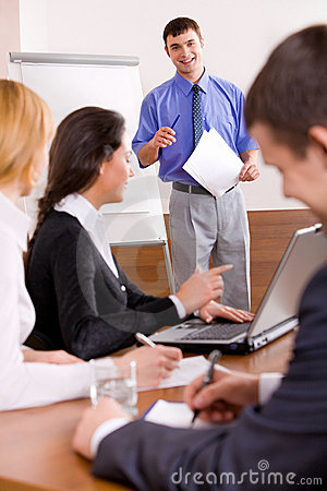 Free Business Seminar Royalty Free Stock Images - 3611959
