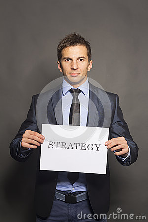 Business Sign Strategy