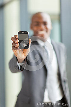 Business smart phone