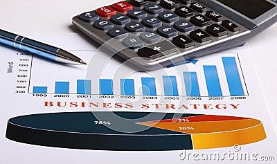 Business Strategy Chart
