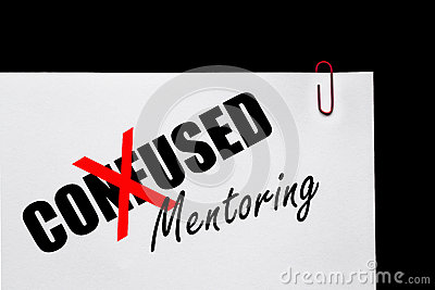 Business Success - Confused or Mentoring?