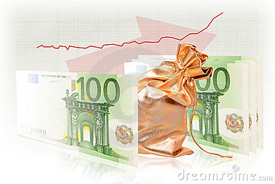 Business success formula money commodity money