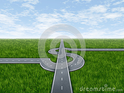 Business Success Highway