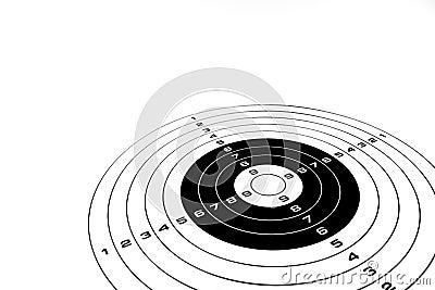 Business Target bullseye sucess 02