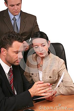 Business Team Report