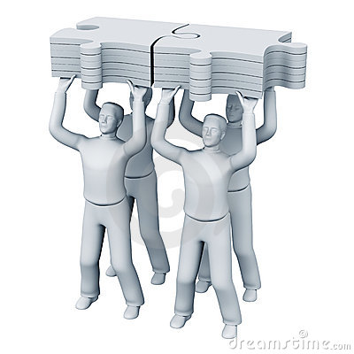 Free Business Team Work Royalty Free Stock Images - 15581289