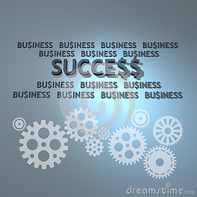 Business Teamwork And Success Stock Image - Image: 28758291