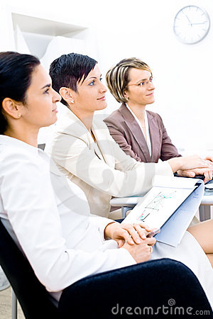 Free Business Training Stock Image - 3926621