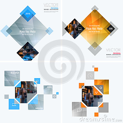 Free Business Vector Design Elements For Graphic Layout. Modern Abstr Royalty Free Stock Photography - 85238097