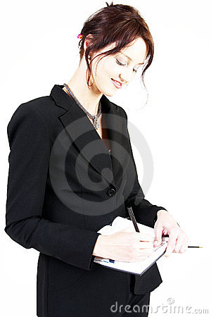 Free Business Woman 1 Stock Photography - 213712