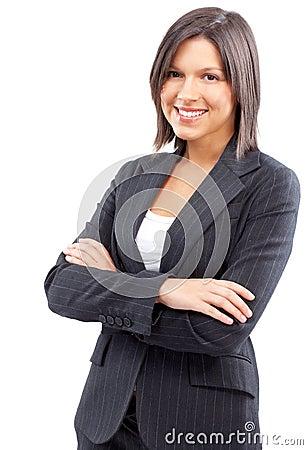 Free Business Woman Stock Photos - 10620663