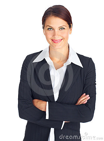 Free Business Woman Royalty Free Stock Photo - 11518305