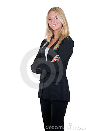 Free Business Woman Stock Photo - 2687880