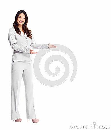 Free Business Woman. Stock Photo - 31414300