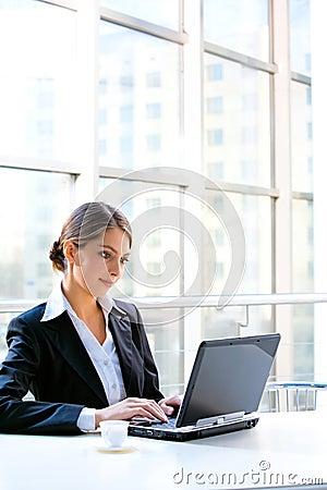 Free Business Woman Stock Photo - 4206590