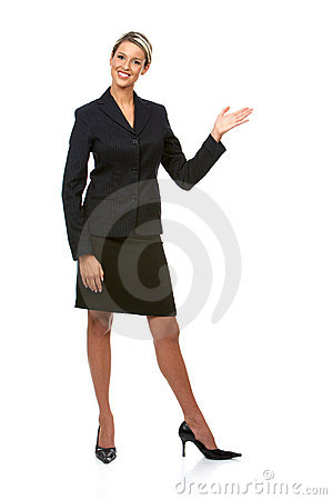 Free Business Woman Stock Photo - 4614210