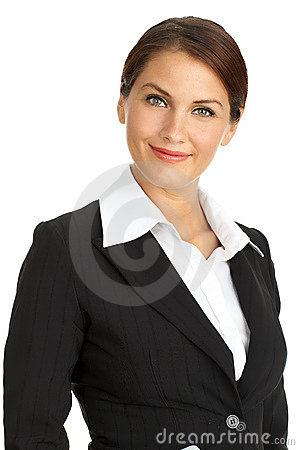 Free Business Woman Royalty Free Stock Photo - 6242375