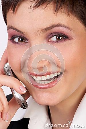 Free Business Woman Stock Image - 745221