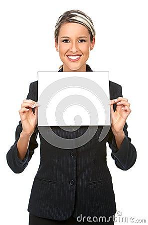 Free Business Woman Stock Photo - 7649250
