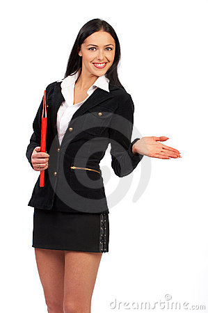 Free Business Woman Stock Photography - 797542