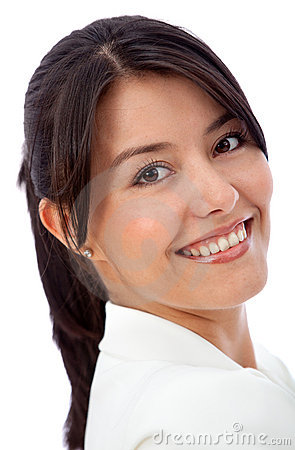 Business Woman Portrait Stock Images - Image: 13881724