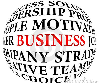 Business words-