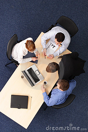 Free Business Working Group Stock Photography - 2911572