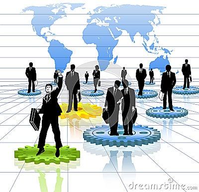 Free Business World Stock Photo - 2106920