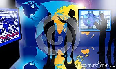 Business World Concept Presentation