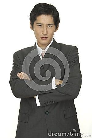 Free Businessman 11 Stock Image - 98621