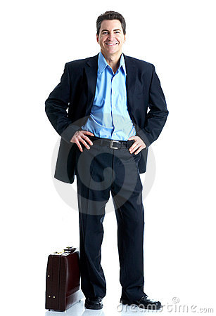 Free Businessman Royalty Free Stock Image - 4343056