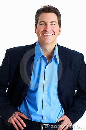 Free Businessman Stock Photography - 4942202