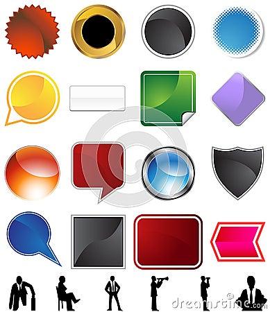 Businessman Concept Variety Set