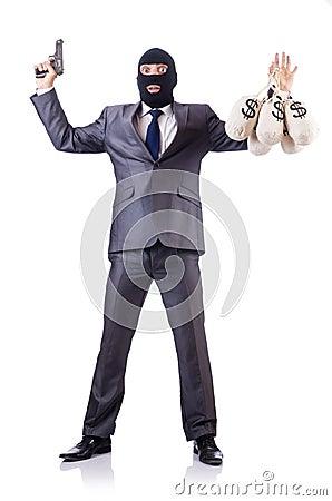 Businessman criminal