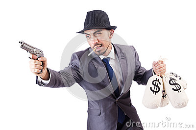 Businessman criminal