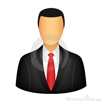 Free Businessman Icon Stock Images - 18603234
