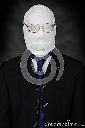 Businessman - mummy