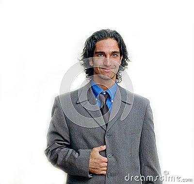 Businessman portrait-1