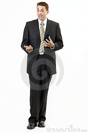 Businessman portrait 5
