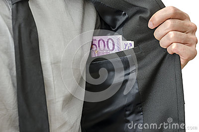 Concept of bribery