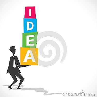Men with new idea