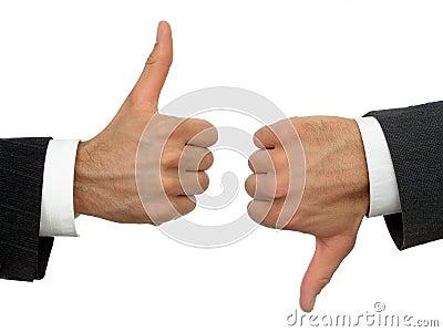 Businessmen s hands