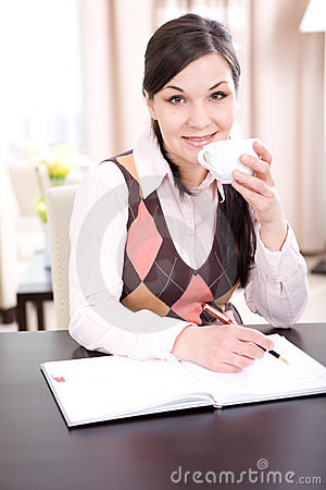 Businesswoman Royalty Free Stock Photography - Image: 17707817