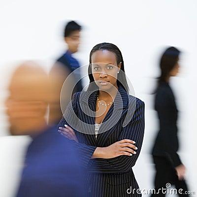 Free Businesswoman Royalty Free Stock Photo - 2047015