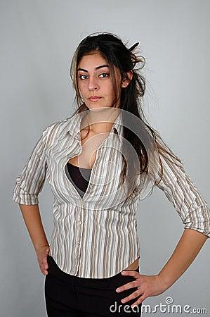 Free Businesswoman-21 Royalty Free Stock Photo - 59865