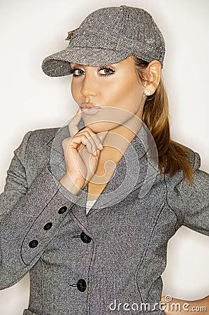 Businesswoman V